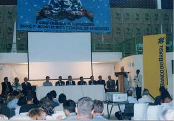 国際会議開会式