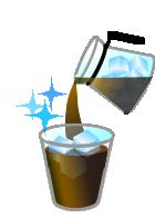 レギュラーコーヒーを使った 急冷式アイスコーヒーの作り方 4