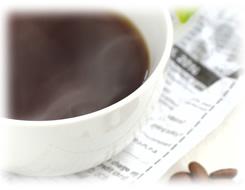 カフェインレスコーヒーのイメージ