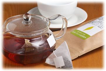 有機栽培フェアトレード セイロン紅茶ティーバッグ