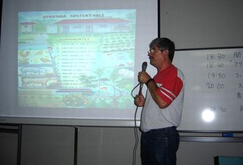 アルバロの講演