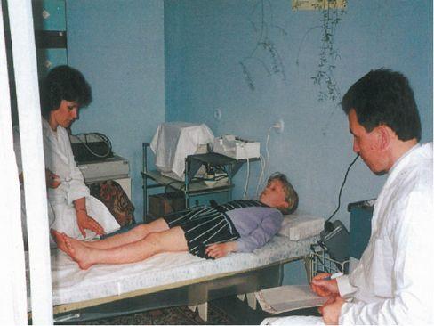 サナトリウム・医療室・少女