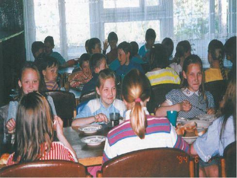 サナトリウム・食堂