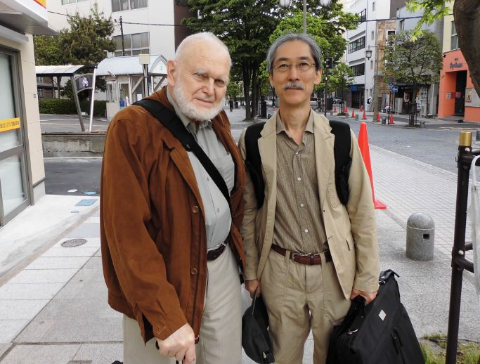ヤブロコフ博士と星川さん(中サイズ)