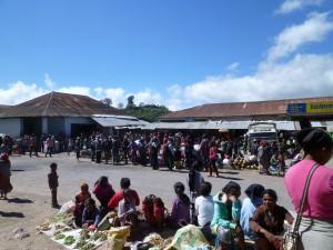 マウベシ市場