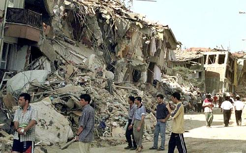 トルコ大地震1
