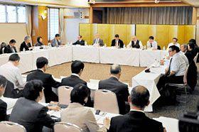 2014年2月の福島県の県民健康管理調査検討委員会