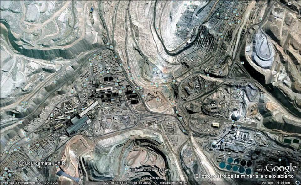 鉱山開発1グーグル