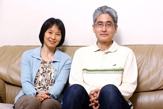 元「国会事故調」石橋哲さんと妻の薫さん