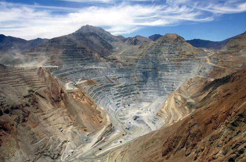 鉱山開発の実例