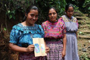 グアテマラ・フェセグ 生産者の女性たち